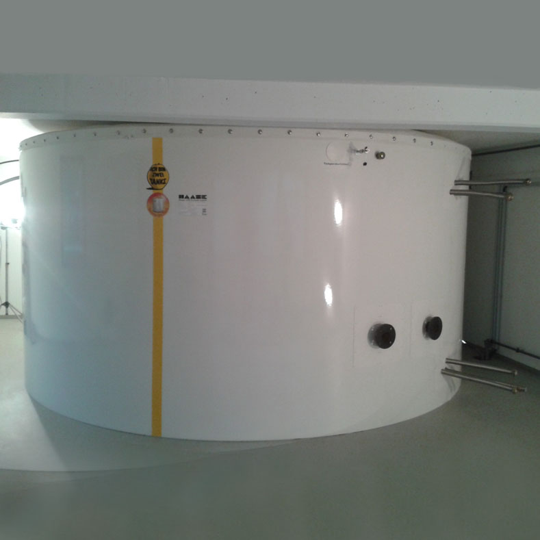 Haase Heat Exchange Tanks